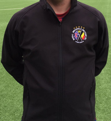 RBBFC 'supporter' Softshell top